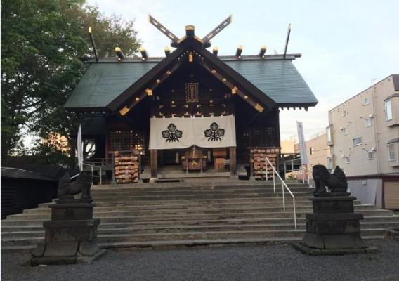 北海道で有名な子宝スポット【札幌諏訪神社】